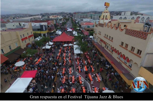 Convence el Tijuana Jazz & Blues